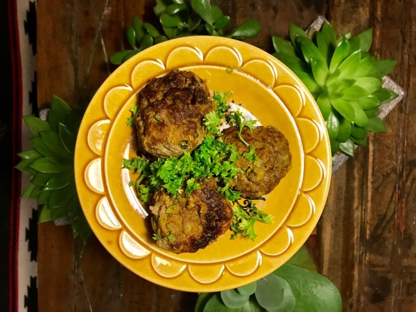 Easy Sephardic Style Meatballs